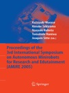 Proceedings Of The 3rd International Symposium On Autonomous Minirobots For Research And Edutainment AMiRE 2005