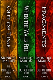 Out of Time Series Box Set (Books 1-3) - Monique Martin Book