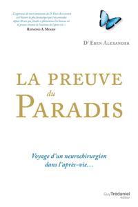 La preuve du paradis - Voyage d'un neurochirurgien dans l'après-vie La couverture du livre martien