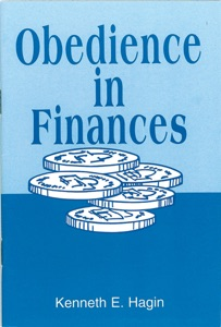 Obedience In Finances Book Cover