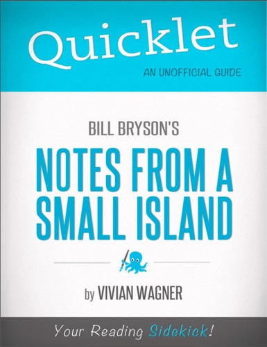 Vivian Wagner - Quicklet on Bill Bryson's Notes from a Small Island