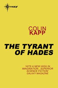 The Tyrant of Hades Boekomslag