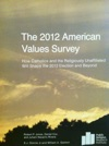 The 2012 American Values Survey