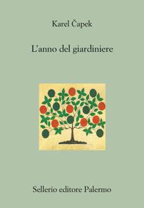 L'anno del giardiniere Libro Cover