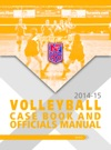 2014-15 NFHS Volleyball Case Book And Manual