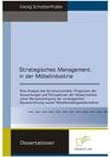 Strategisches Management In Der Mbelindustrie