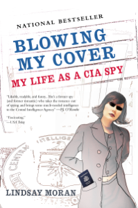 Blowing My Cover La couverture du livre martien