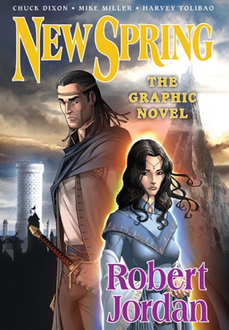 New Spring: The Graphic Novel PDF Download