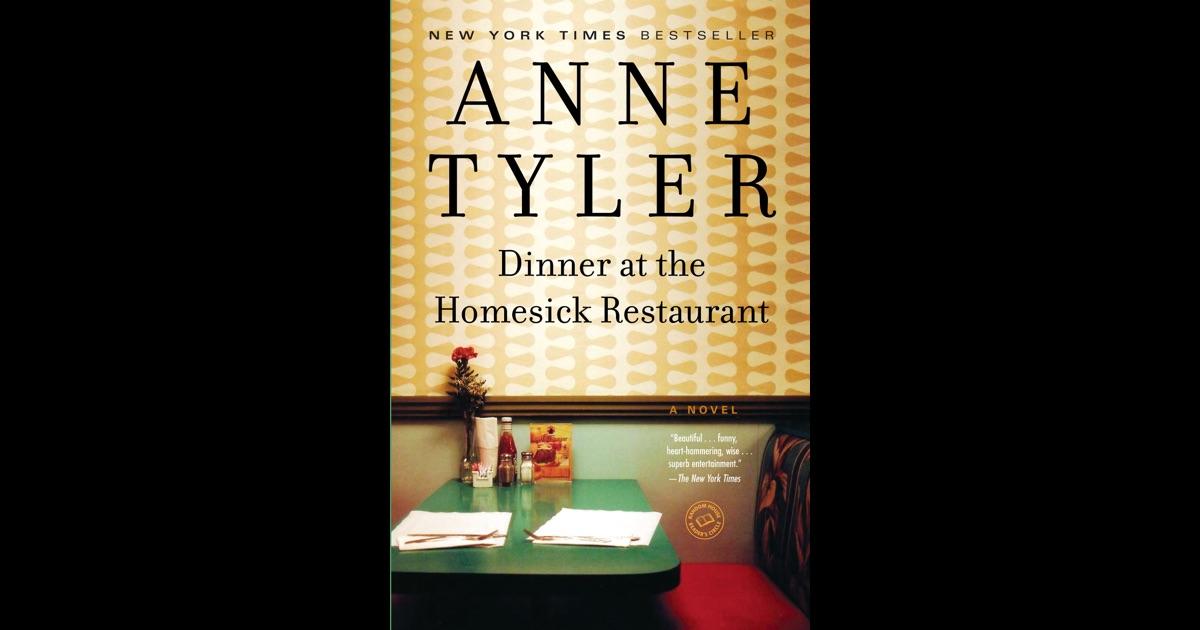 dinner at the homesick restaurant essay