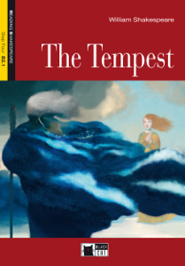The Tempest Copertina del libro