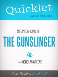 Quicklet on The Gunslinger by Stephen King book