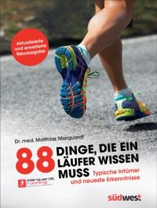 88 Dinge, die ein Läufer wissen muss da Dr. med. Matthias Marquardt