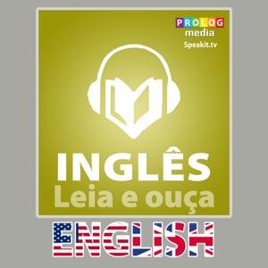 Inglês - Livro de Frases | Leia & Escute | Completamente Narrado em Áudio Book Cover