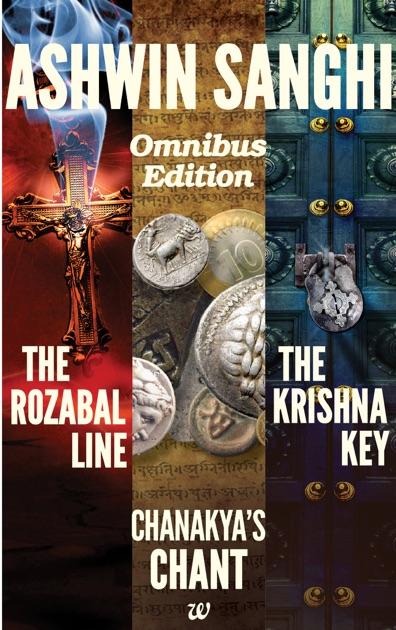the krishna key ashwin sanghi pdf download