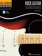 Hal Leonard Rock Guitar Method (with Audio)