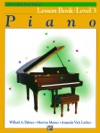 Alfreds Basic Piano Library - Lesson 3