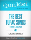 Quicklet On The Best Tupac Songs Lyrics And Analysis
