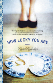 How Lucky You Are book