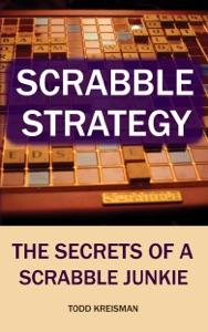 Scrabble Strategy Book Cover