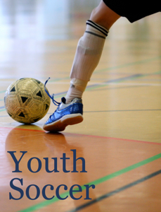 GRRC Youth Soccer Book Review