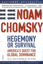 Hegemony or Survival PDF Download