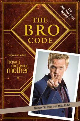 The Bro Code - Barney Stinson book