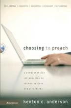 Choosing To Preach