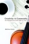 Creativity To Community