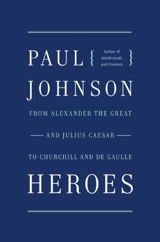 Paul Johnson - Heroes
