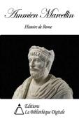Ammien Marcellin - Histoire de Rome