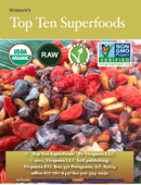 Top Ten Superfoods