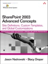 SharePoint 2003 Advanced Concepts Site Definitions Custom Templates And Global Customizations