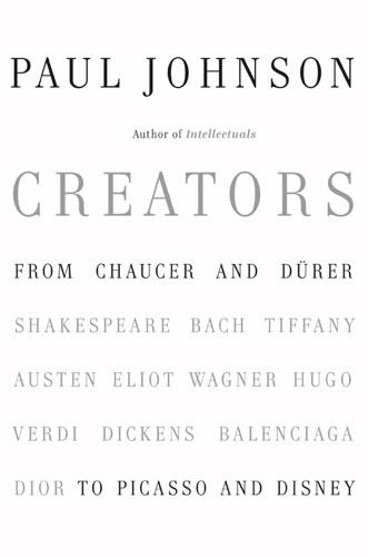 Paul Johnson - Creators