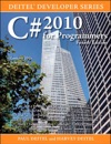 C 2010 For Programmers 4e