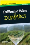 California Wine For Dummies  Mini Edition