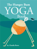 Claudia Rowe - The Hungry Bum Yoga Book ilustraciГіn