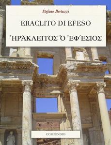 Eraclito di Efeso Libro Cover