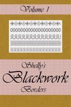 Shelly's Blackwork Borders Vol. 1