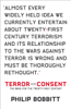 Terror and Consent - Philip Bobbitt