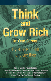 Think and Grow Rich in Your Career book