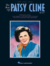 The Best of Patsy Cline (Songbook) book
