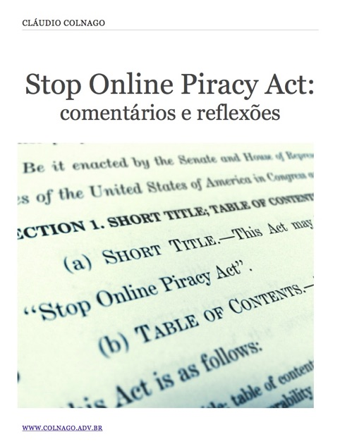 The Stop Online Piracy Act Essay