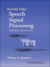 Discrete-Time Speech Signal Processing Principles And Practice