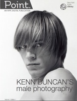 NYPL Point: Kenn Duncan's Male Photography
