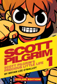Scott Pilgrim Color Volume 1