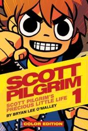 Scott Pilgrim Color Volume 1