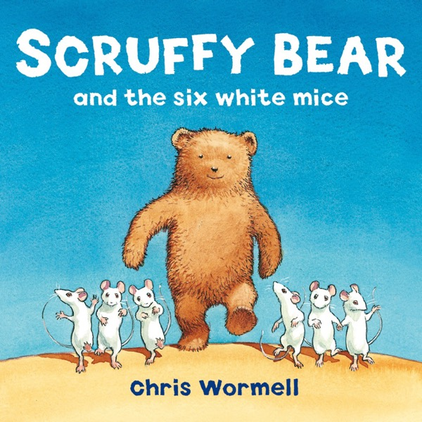 Scruffy Bear and the Six White Mice