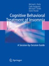 Cognitive Behavioral Treatment Of Insomnia