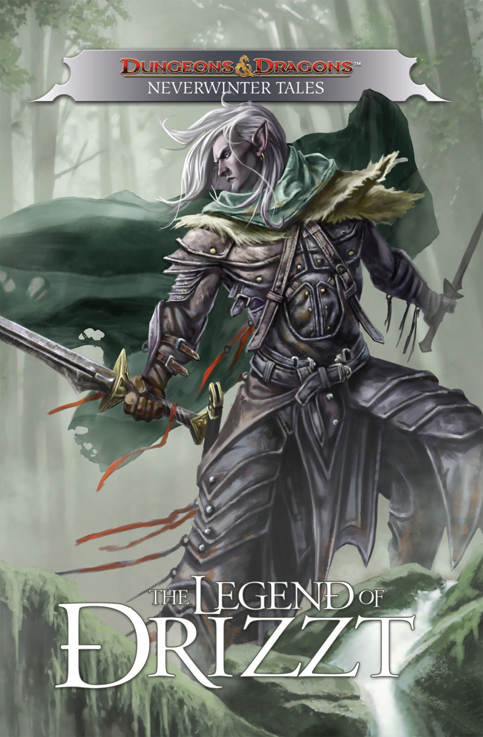 Dungeons & Dragons: Neverwinter Tales: The Legend of Drizzt