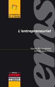 L'entrepreneuriat Couverture de livre